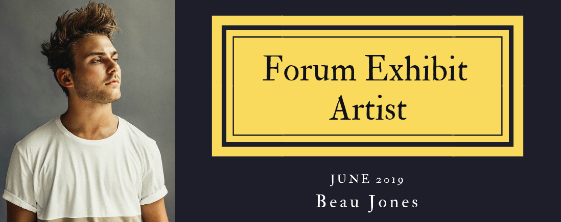 Forum Exhibit Artist - The Foundation of Arts