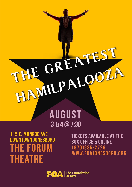 The Great Hamilpalooza