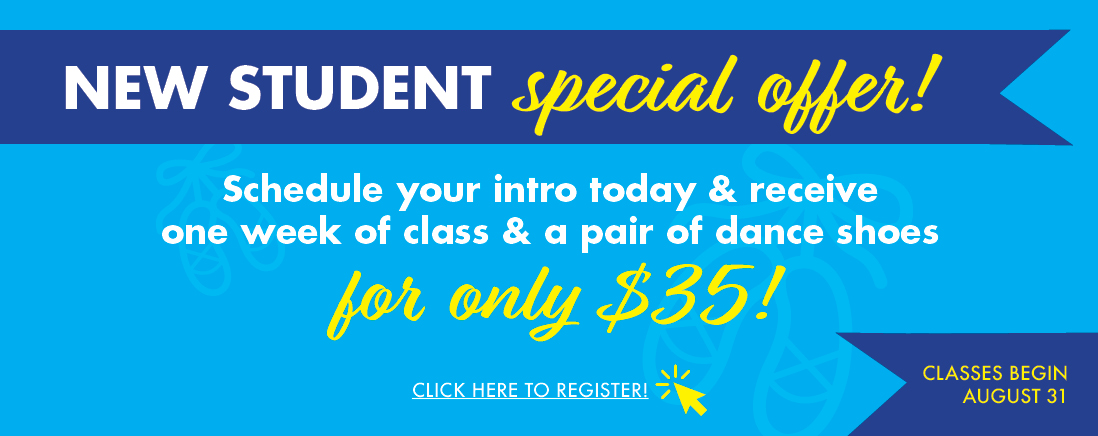 New Student Special Offer